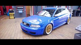 Audi RS4 B5 - Fahrzeugveredelung - Ultimate Protection - Videofolge 3