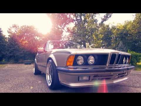 BMW E24 635 CSi Stance