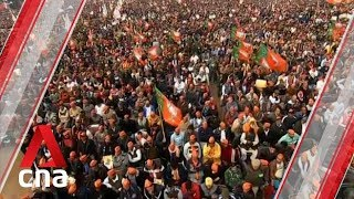 Fresh protests break out in New Delhi over citizenship law