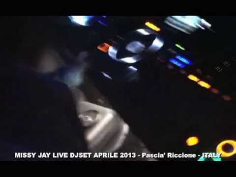 Missy Jay LIVE DJSET Pascia, Riccione Italy