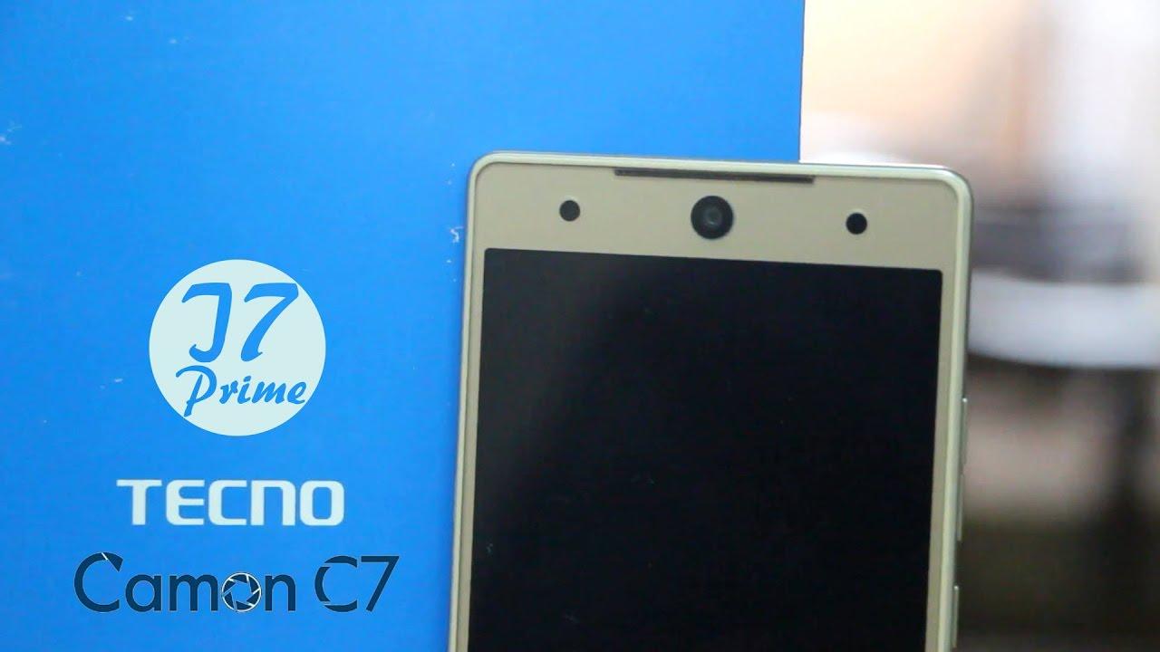 Buy Tecno Camon C7 Smartphone | Price in Kenya