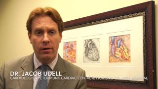 Dr. Jacob Udell-Q&A.PeterMunk CardiacCentre