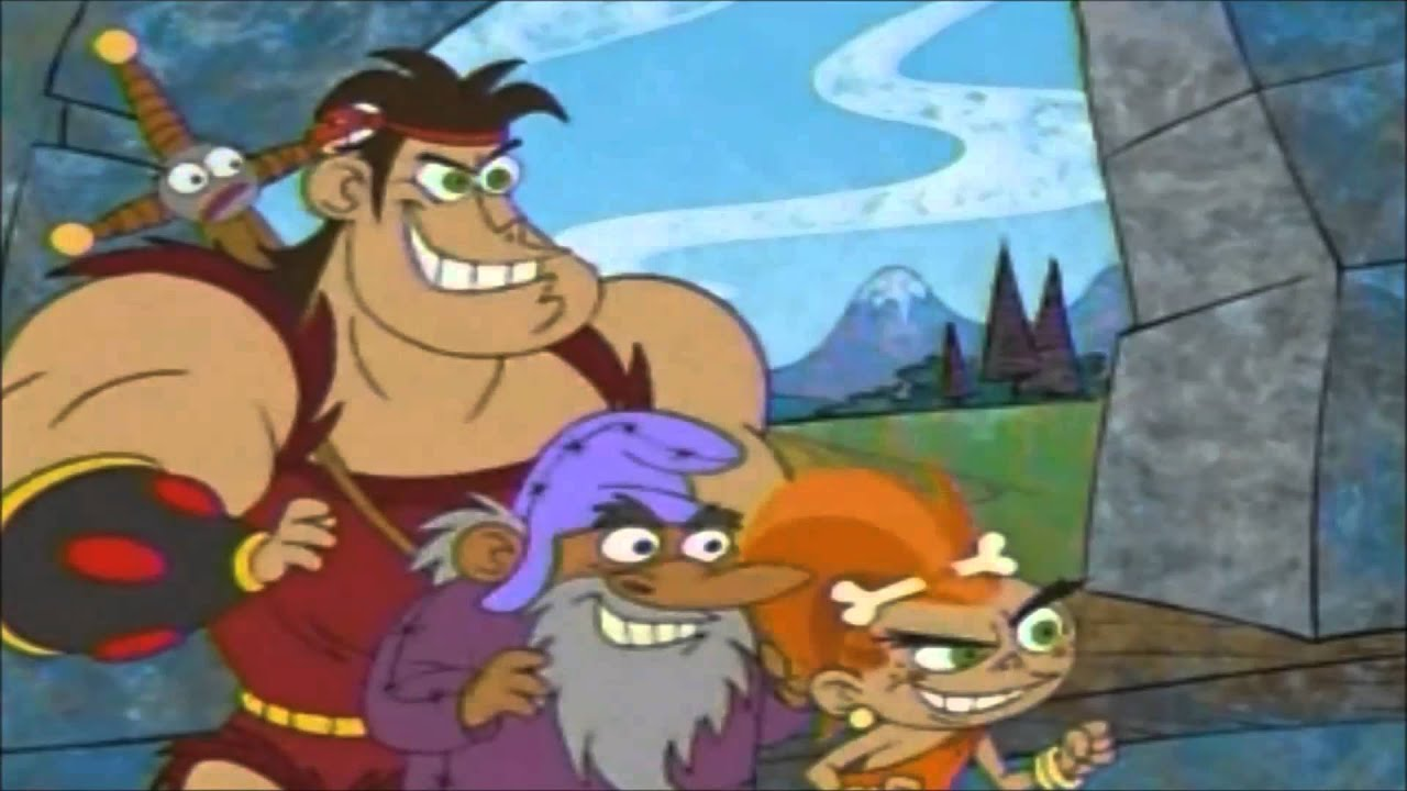 dave the barbarian theme song