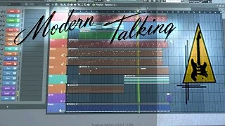 How To Make Modern Talking Sound VOL.2 (2017)