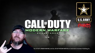 Late night Call of Duty | Live | US Army Veteran
