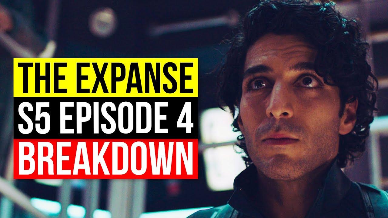 "Download The Expanse Season 5 Episode 4 Breakdown | ""Gaugamela"" Recap"