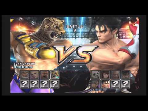 E24K's Tekken 5 - Team Battle #11 [HARD]