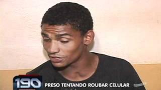 Ladrão cara de pau - Bombadão Famoso Uberlândia 02