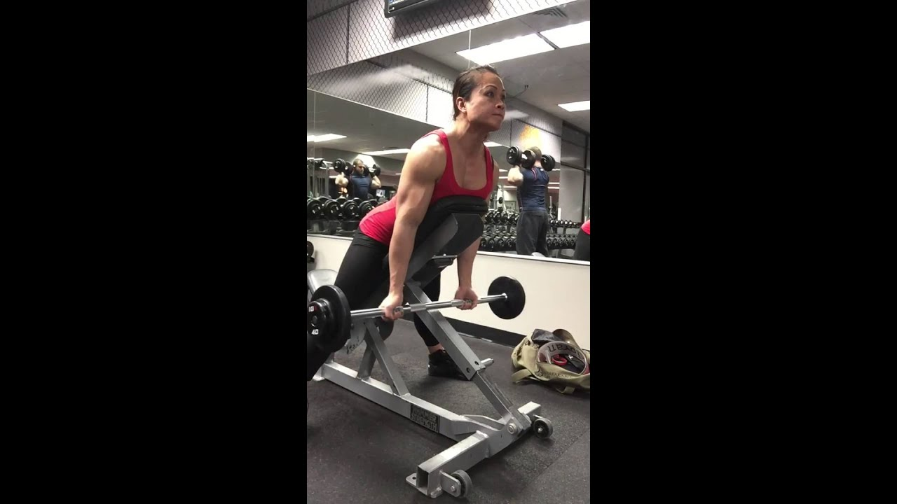 Good Spider Curls Incline Bench Part - 1: BB Spider Curl On Incline Bench