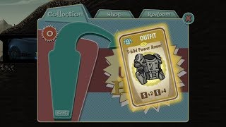 Got Some Armor OH YEAH!!!( Fallout Shelter#1)