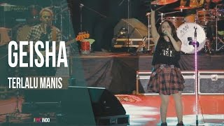 GEISHA - Terlalu Manis [ JEMBER ] SLANK