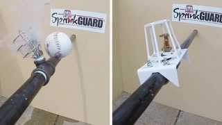 Sprinkler Guard Impact Test