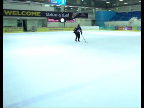 فاطمة العلي أول إماراتية تدّرب -لاعبي الجليد- في أميركا#شباب _نجمات  - نشر قبل 2 ساعة