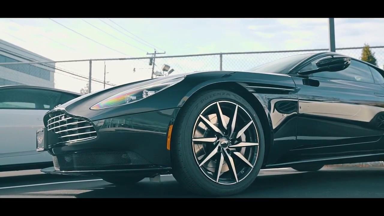 Aston Martin DB Long Island NY Luxury Sports Car Dealer Long - Aston martin long island