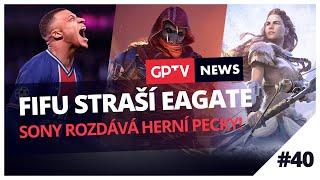 FIFU straší EAgate a Sony rozdává herní pecky! | GPTV News #40