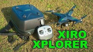 XIRO Xplorer Drone & BackPack 1 Year Later Follow Up - TheRcSaylors