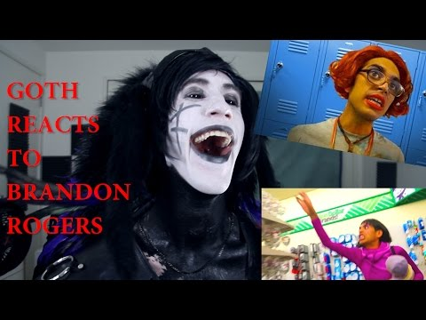 Goth Reacts to Brandon Rogers
