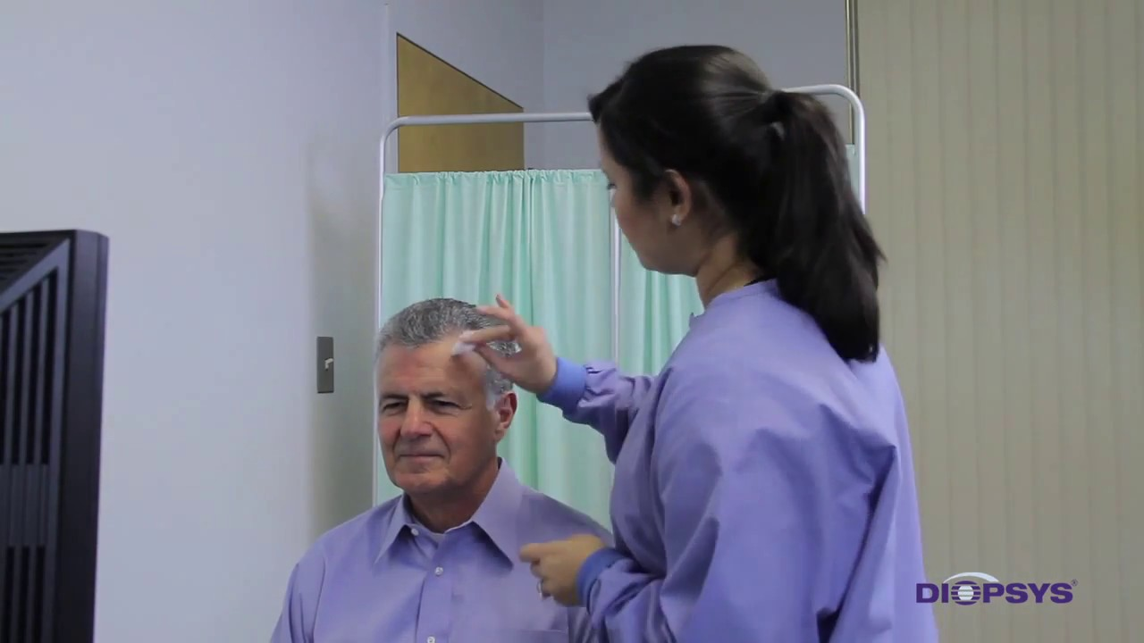 Download Diopsys® VEP Vision Testing Training Video