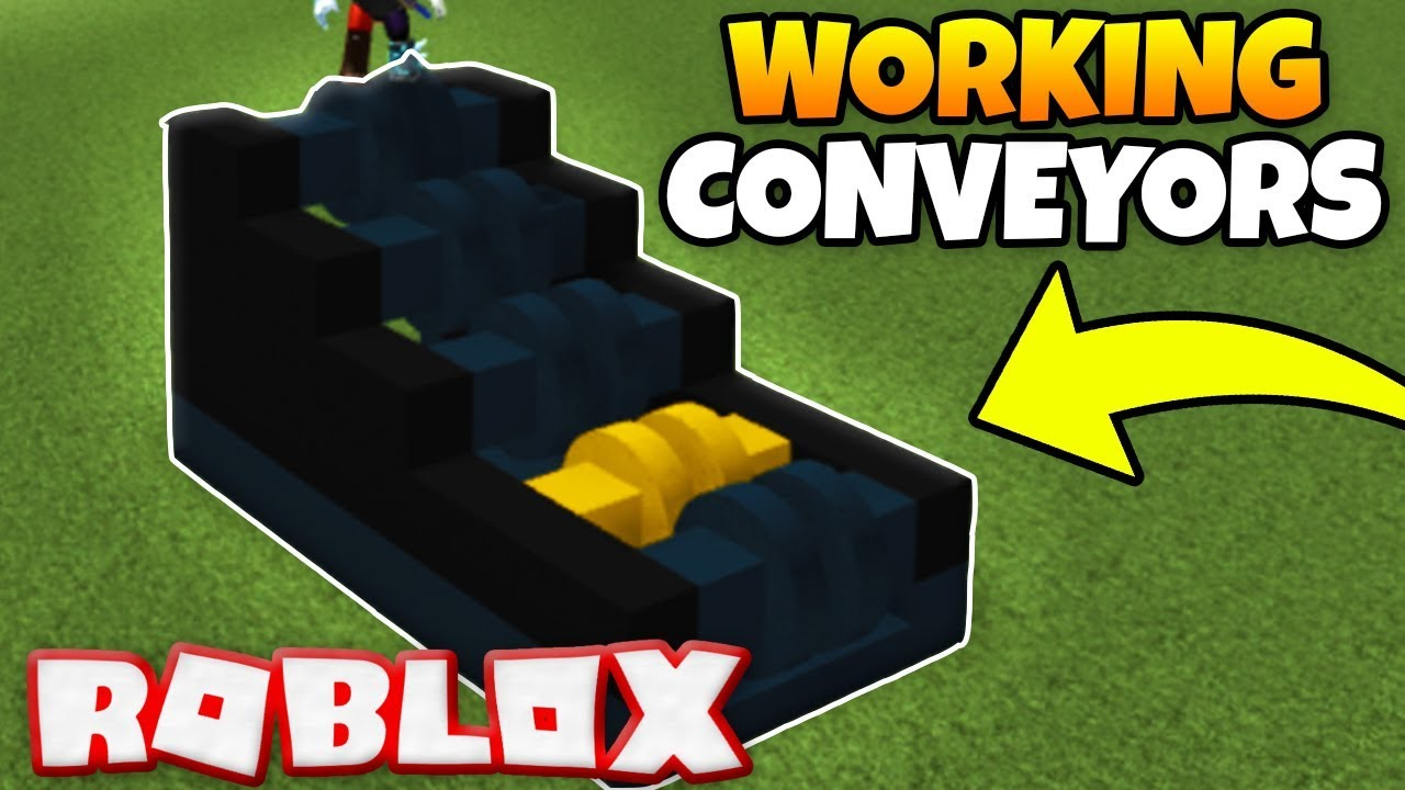 How To Make Conveyors Build A Boat For Treasure Roblox Youtube