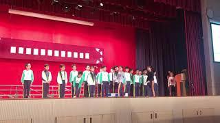 Publication Date: 2018-05-06 | Video Title: 漢華小學二年級表演唱歌