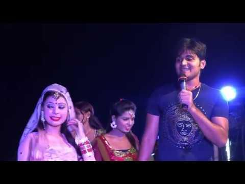 Bhojpuri New Stage Show 18/04/2017 Semri Saran Kalu Dancing With Song