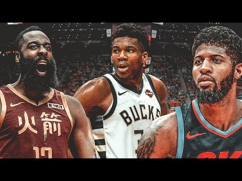 2019 NBA Season Award Winners! MVP, ROY, DPOY, COTY!