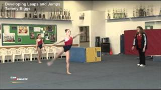 Developing Leaps & Jumps - Tammy Biggs
