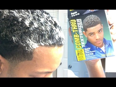 How To Get Curls S Curl Texturizer Tutorial Demo Youtube