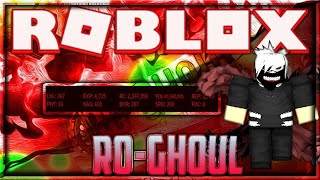 How to farm fast in Ro-Ghoul | Rin | Roblox |