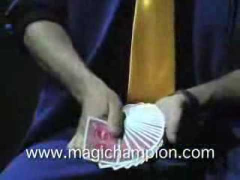 Card Tricks Based On Sting's Shape Of My Heart