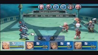 Crimson Gem Saga gameplay PSP HD