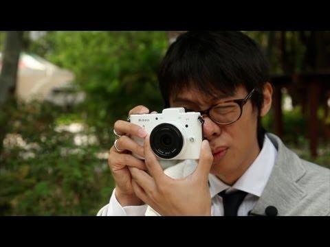 Nikon V1 Hands-on Review