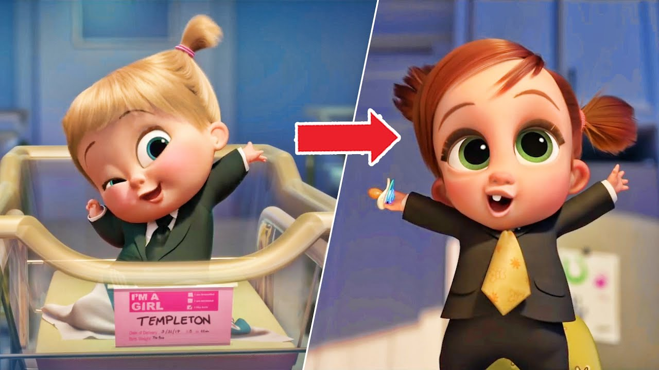 Download 22 MISTAKES in THE BOSS BABY 2 Trailer!