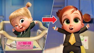 22 MISTAKES in THE BOSS BABY 2 Trailer!