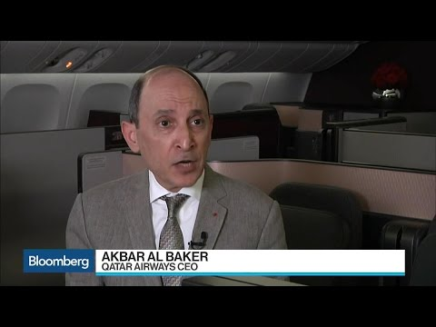 Qatar Airways CEO Vows to Find New Markets off Flight Ban