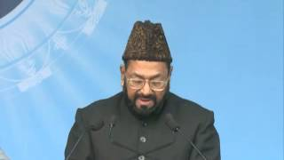 (Urdu) The Existence of God by Mv Mohammad Karimuddin Sb Shahid at Jalsa Qadian 2012