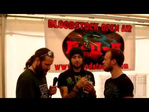 Karybdis Interview - Bloodstock Festival 2013