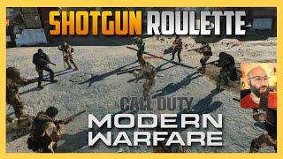 Shotgun Roulette in Modern Warfare!   Swiftor