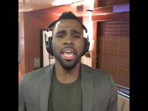 "Jason Derulo Cover's ""Cheyenne"" Live From His SYTYCD Trailer!"