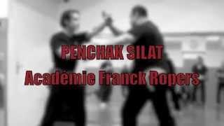 mickael illouz penchak silat 2015 (travail haut et bas)