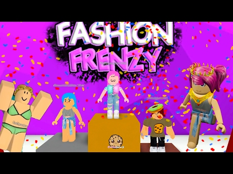 Adopt A Meep Let's Play Roblox Hospital Meepcity + Fashion Frenzy Runway Show Video