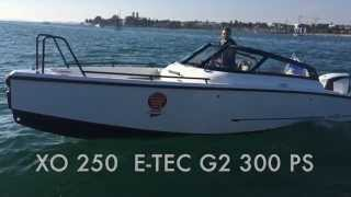 Liquid Quarter Mile 2015 XO 270 RS XO 250