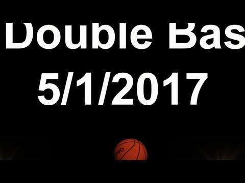 Triple Double Basketball 5/1/2017