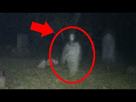 5 Scary Ghost Videos That Will CREEP You OUT