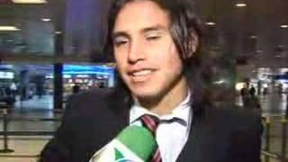 TV AZTECA DEPORTES EN SUDAMERICA - ATLAS VUELVE A MEXICO