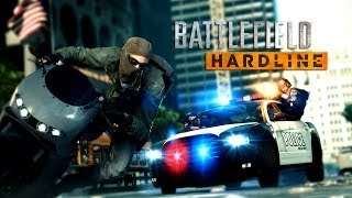 Battlefield Hardline - Krwawa Forsa (3 kamery) [BETA]