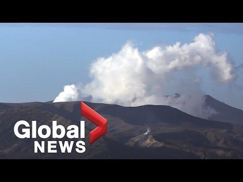 Philippines Taal Volcano Eruption Watch