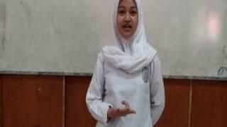 """Presentase Hikayat """" Pandawa Lima """" SMAN 41 Thn 2016"""
