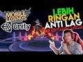 Mobile Legends Versi LITE Pake Unity Lebih Ringan Dan Cepat ! + Link Download