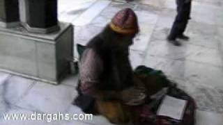 Qawali / Manqibat by a Kaliyari Faqeer at Dargah-e-Hazrat Bu Ali Shah Qalandar , Panipat
